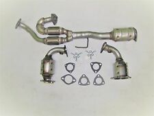 Fits 2005 2006 Nissan Altima 3.5L Catalytic Converter Set NEW 4 SPEED A/T