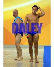 TOM DALEY #32,BARECHESTED,SHIRTLESS,candid photo