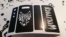 Snow wolf 200 watt skin custom design wolf pack