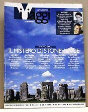 I VIAGGI DI REPUBBLICA N. 164 DEL 15 FEBBRAIO 2001 - Il mistero di Stonehenge