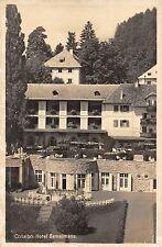 4537) COLLALBO (BOLZANO) HOTEL BEMELMANS.