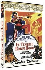 Rogues of Sherwood Forest - El Temible Robin Hood - Gordon Douglas - John Derek