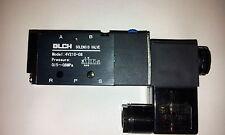 """Pneumatik Ventil 5/2  IG1/4"""" 24 Volt ET4V210-08-24VDC-BLCH"""