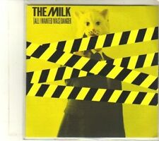(DR959) The Milk, (All I Wanted Was) Danger - 2012 DJ CD