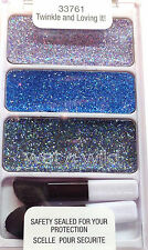 Wet n Wild Eye Shadow Palette Trio # 33761 Twinkle and Loving it! Holiday LTD
