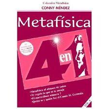 Metafisica 4 en 1, Vol. I  Spanish Edition