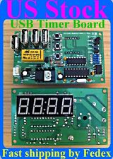 USB Time timer Control Board Power Supply kiosk cafe