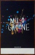 MILO GREENE S/T Discontinued Ltd Ed RARE New Poster +FREE Indie Rock Pop Poster!