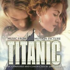 "JAMES HORNER - ""TITANIC"" - Original Motion Picture Soundtrack - COME NUOVO"