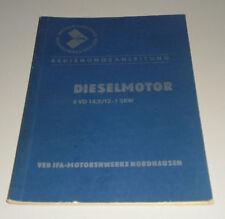 Bedienungsanleitung Dieselmotor 4 VD 14,5 / 12-1 SRW