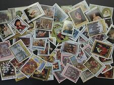 Worldwide 100 different Pictorial Stamps VF