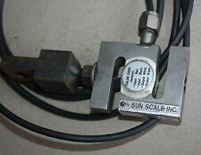 Sun Scale  Load cell STS-100-810 100Lb cable
