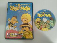 Las Aventuras de La Abeja Maya la pelicula Serie Mitica de TV DVD - multizona