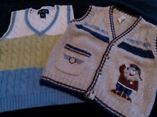 LOT OF BOY 3T Sweater Vest