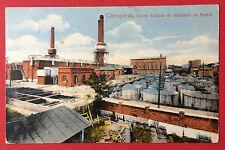 AK CAMPINA in Rumänien 1918 Raffinerie Fabrik    ( 11393