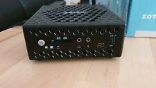 Zotac ZBOX CI327 Nano (inkl. 4 GB DDR3L + 240 GB SSD) Mini-PC All-In-One-PC