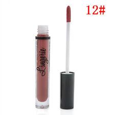 NYX Lingerie Matte Liquid Lipstick Waterproof Lip Gloss Shades UK Seller