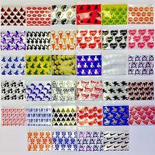 """15125 Mini Ziplock Baggies Design Bags 500 5 Pack Choose 5 Design 1.5""""X1.25"""""""