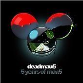 Deadmau5 - 5 Years of Mau5 2 Disc CD Digipak (2014)