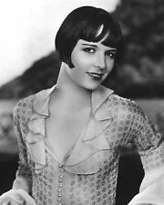 Louise Brooks 8x10 B&W Classic Celebrity Photo #20