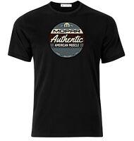Mopar V - Graphic Cotton T Shirt Short & Long Sleeve