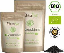 BIO Schwarzkümmelsamen ganz 250g   original ägyptischer Schwarzkümmel Samen kbA