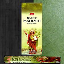 Encens SAINT PANCRACIO 20 bâtons. (Guérisseur rhumatismes/Protection animaux)