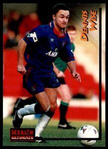 Merlin Ultimate Premier League (95-96) Dennis Wise Chelsea No. 52