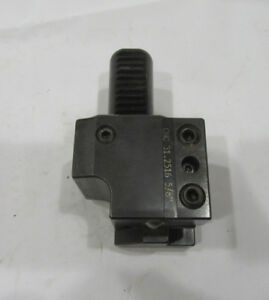 """Global CNC VDI 25 Form C1  5/8"""" Square Right Hand Facing Tool Holder"""