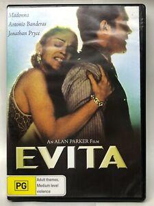 EVITA - DVD - AusPost with Tracking