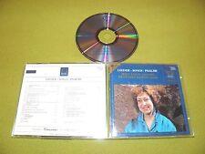 Schumann / Ravel / Mira Zakai - Contralto / Rawitz - Piano / RARE 1986 Sweden CD