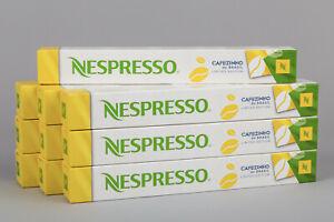 100X NESPRESSO CAPSULES - CAFEZINHO DO BRASIL - LIMITED EDITION