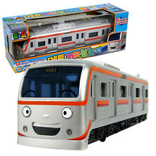 Tayo the Little Bus Met Subway Toy Trains Song Sound Light Children Kids Gift