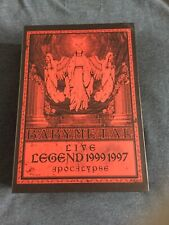 Babymetal Live Legend 1999 1997 Apocalypse The One Blu Ray Box Set