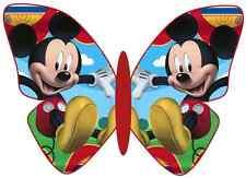 24 Papillon Mickey Decoration Gateau Disque Azyme  Anniversaire
