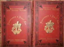 Marguerite a vingt ans Monniot Edition Périsse Frères 2 Tomes gravures