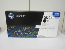 TONER ORIGINALE HP 504a (ce250a) per LASERJET cp3525, cm3530 dal distributore NUOVO & OVP