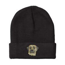 Beanies for Men Anatolian Shepherd Embroidery Dogs Winter Hats Women Skull Cap