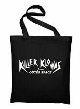Killer Klowns From Outer Space Jutebeutel Film Beutel Stoffbeutel Clowns
