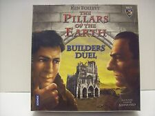 Ken Follett The Pillars Of The Earth Builders Duel Board Game New and Unopened