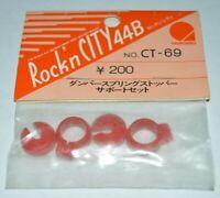 Vintage Hirobo Rock'n City 44B CT-69 Shock Caps RC 4wd Buddy
