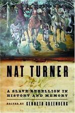 Nat Turner: A Slave Rebellion in History and Memory, , Good Book