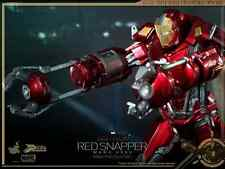 Hot Toys--Iron Man 3 - Mark XXV Red Snapper 1:6 Scale