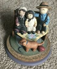 Willitts Design Amish Family Figurine - Simple Blessings Item #29002
