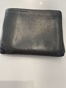 Porsche Design Leather Wallet - Olive Green P3300
