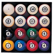 Brunswick Centennial Pool/ Billiard Ball Set