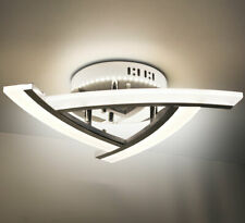 LED Wand Deckenlampe Dreieck Lampe Lewima Atika Design Leuchte 30W 45cm Warmweiß