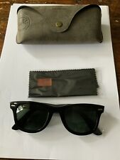 Ray-Ban Sunglasses Folding Wayfarer Black