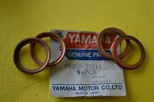 YAMAHA NOS XS360 XS400 + others Copper  90430-22144-00 Oil Drain Gasket Engine