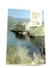Corsica, Sardinia & Elba Barbara Whelpton 1967 Book 46565